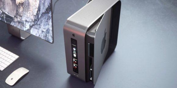 Раскрыты дизайн и характеристики нового Mac Pro