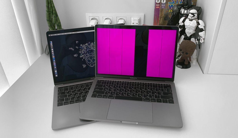 Apple запустила бесплатный ремонт брака шлейфа дисплеев MacBook Pro 13