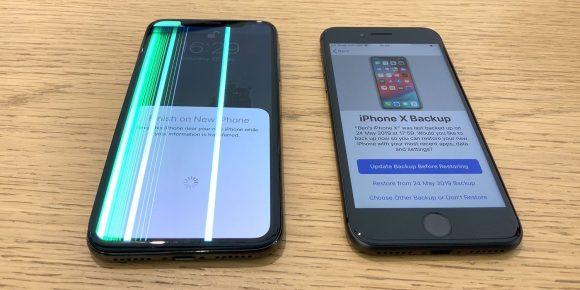 Главные выводы от перехода с iPhone X на iPhone 8