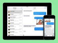 Что делать, если СМС с айфона дублируются на iPad