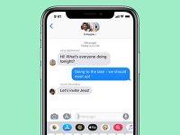 Как добавлять и удалять пользователей в групповом чате iMessage
