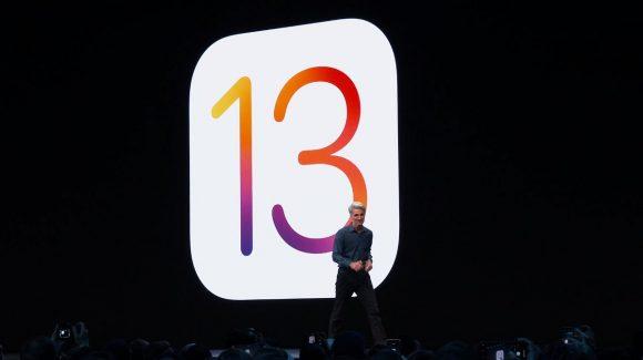 Представлена iOS 13 с тёмной темой