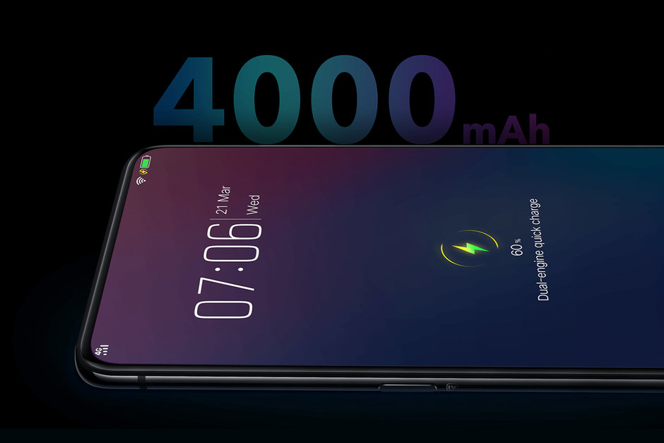 Vivo сделала ультрабыструю зарядку: 4000 мАч за 13 минут