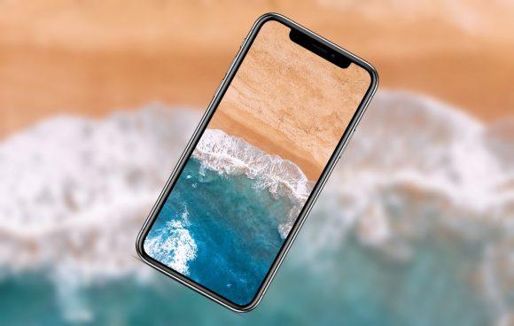 10 впечатляющих обоев iPhone с морем. Качаем здесь