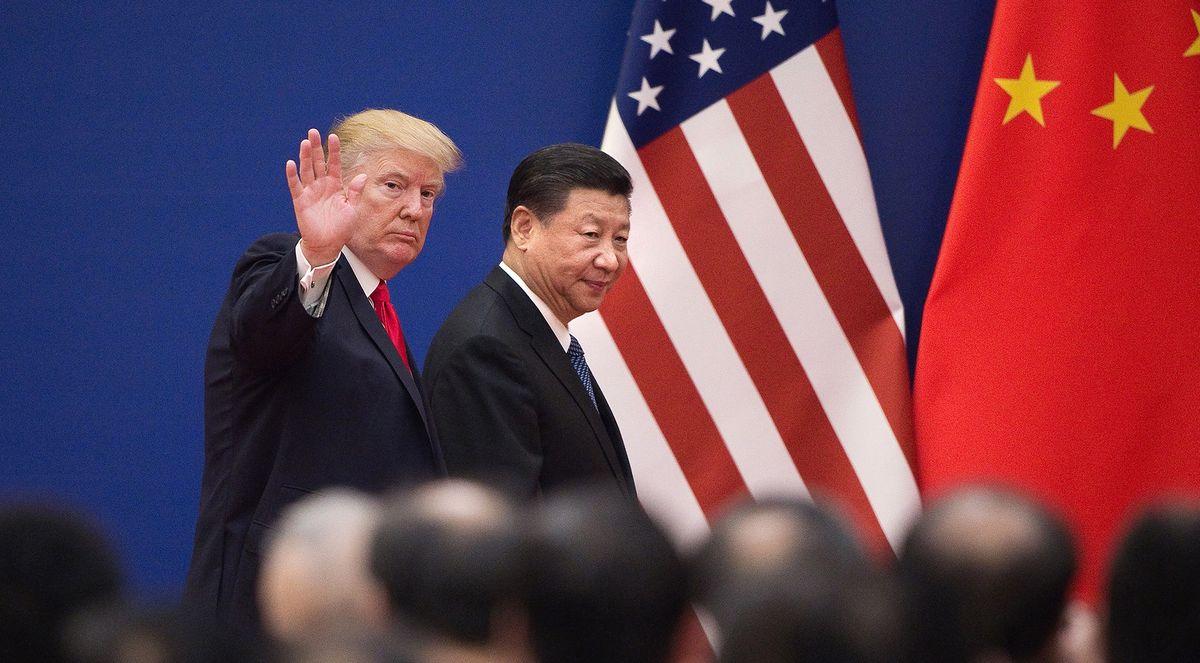 Трамп назначил встречу с генсеком Китая. Huawei замер