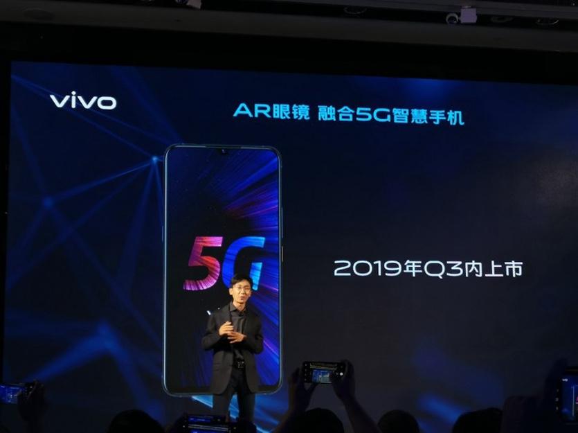 Vivo показала смартфон IQOO с зарядкой до 100% за 13 минут