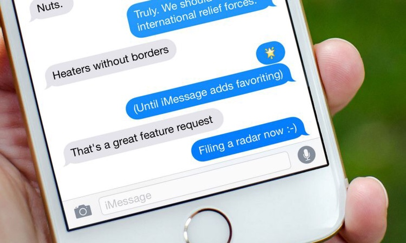 Трамп и власти США хотят запретить шифрование в iMessage