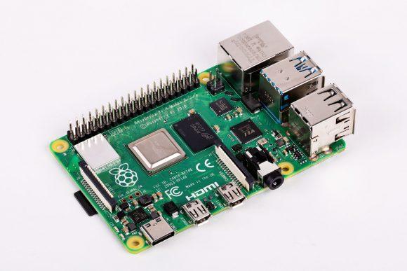 Представлен Raspberry Pi 4 с USB-C и поддержкой 4K