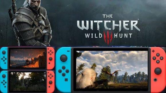 Что показала Nintendo на E3: Ведьмак 3 для Switch, новая Зельда