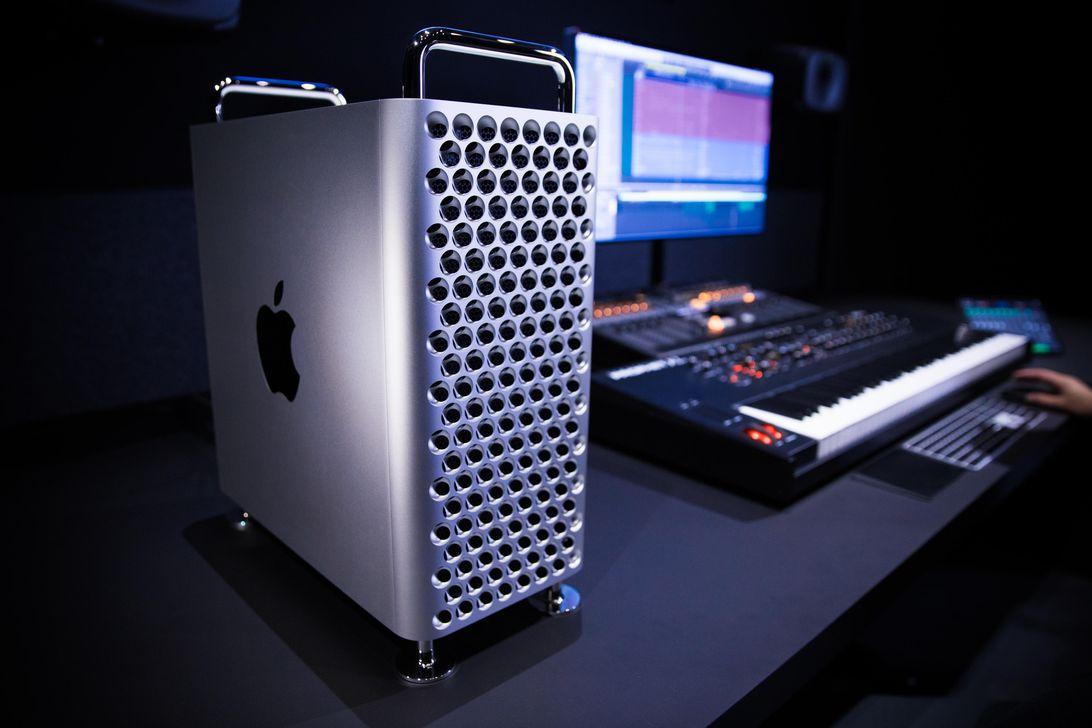 Apple будет собирать Mac Pro в Китае, а не в США