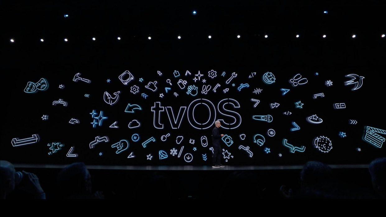 Apple представила tvOS 13