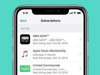 Как отменить подписку, если уже удалил приложение с iPhone
