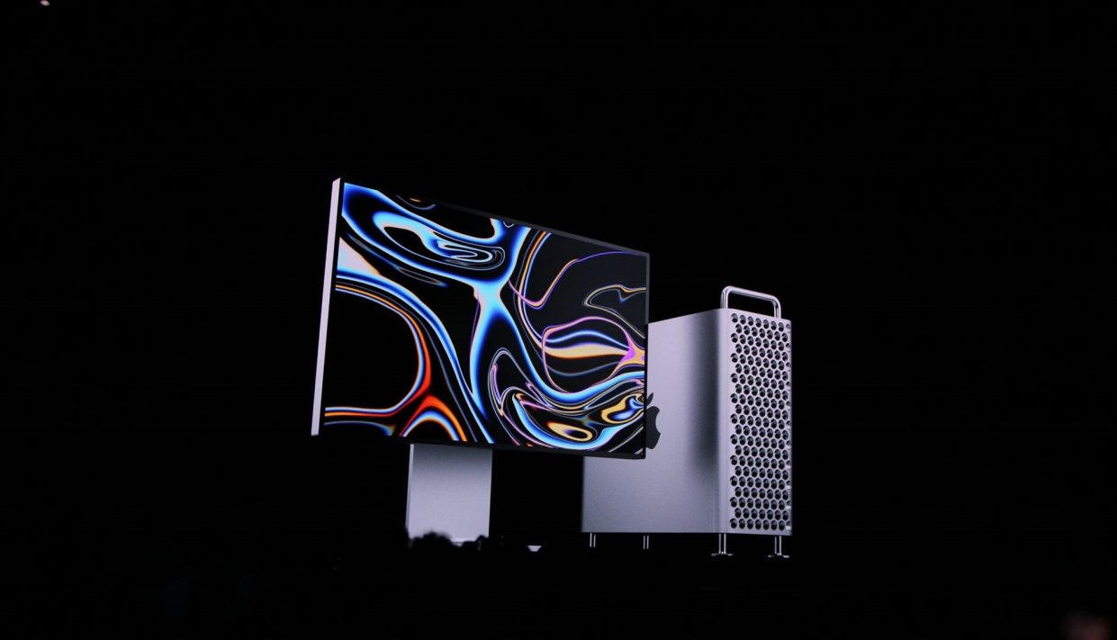 Apple представила новый Mac Pro и 32-дюймовый дисплей 6K