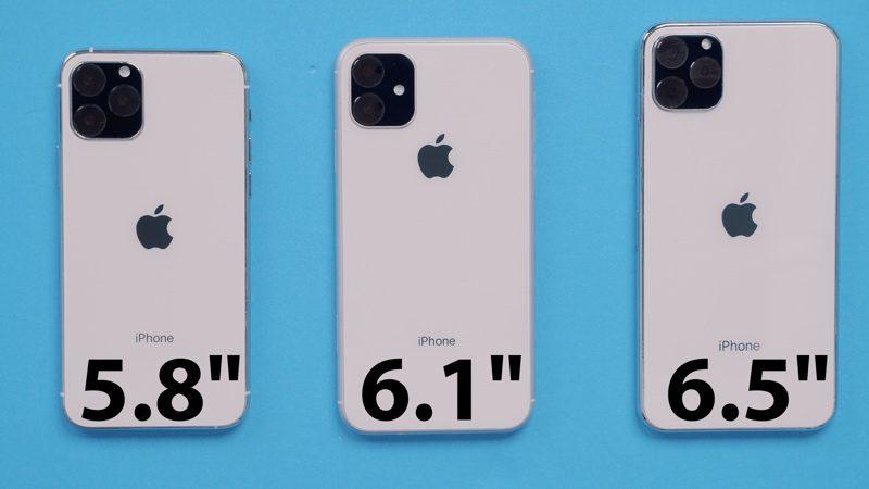 Макеты iPhone 11 показали на видео