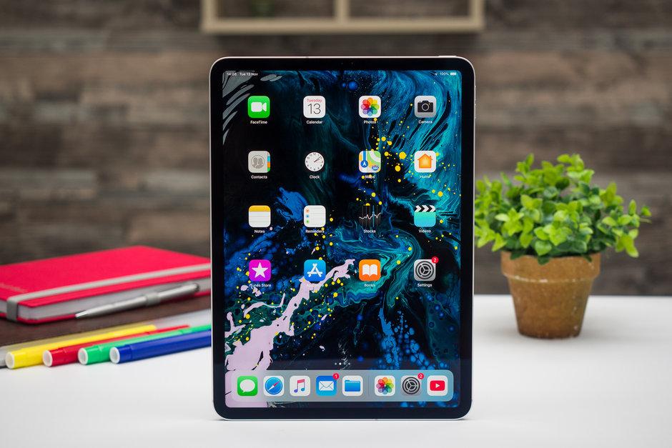 Apple зарегистрировала новые iPad в России