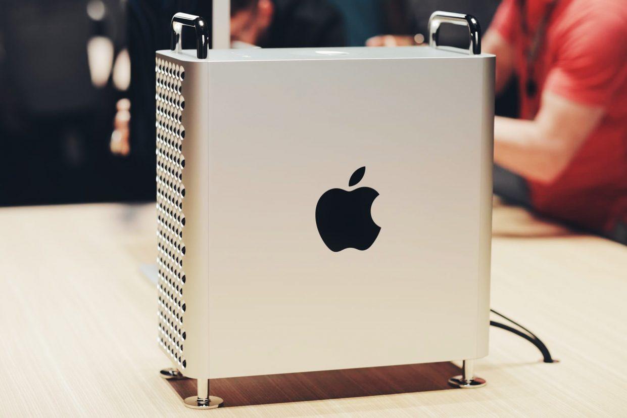 Apple попросила США снизить огромный налог на Mac Pro