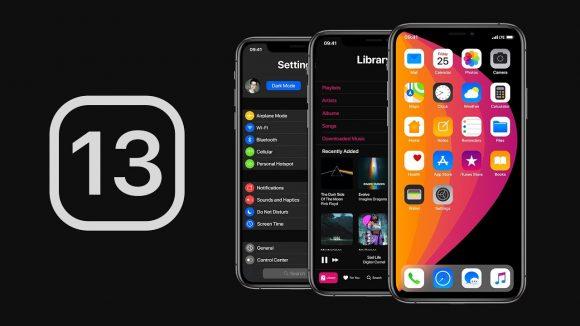 Вышла iOS 13 beta 4 для разработчиков