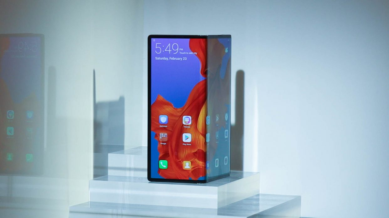 Huawei перенесла релиз гибкого Mate X без конкретного срока