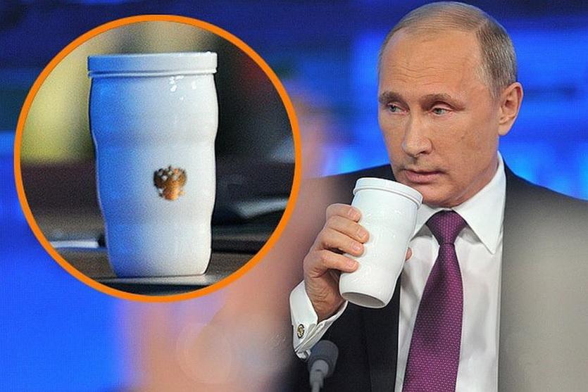 Нашли стакан Путина на AliExpress. Уже можно заказать