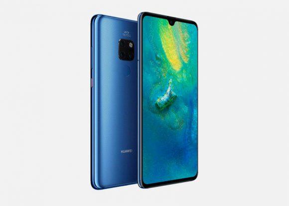 Huawei сливает Mate 20
