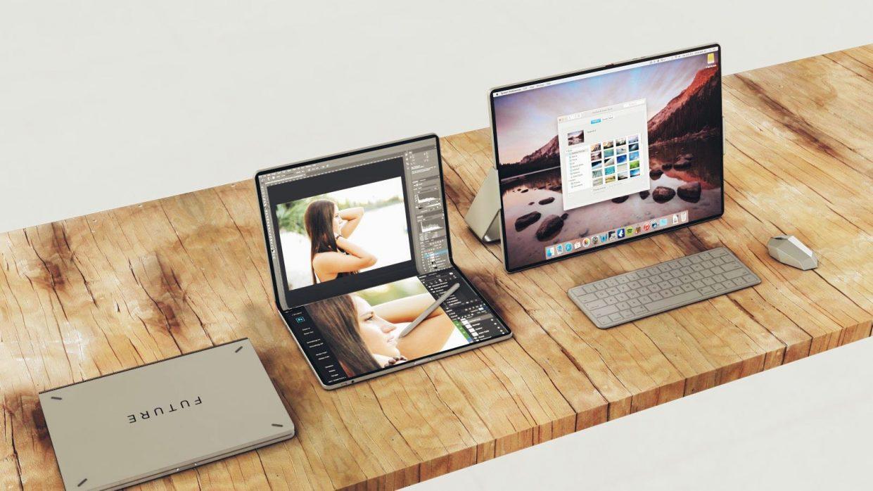 Apple готовит гибкий iPad с 5G