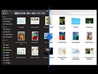 Как отключить светлую тему macOS Mojave для некоторых приложений