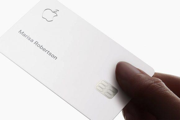 Apple рассказала, как правильно ухаживать за Apple Card