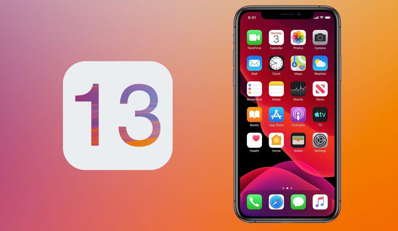 Вышла iOS 13 beta 6. Что нового