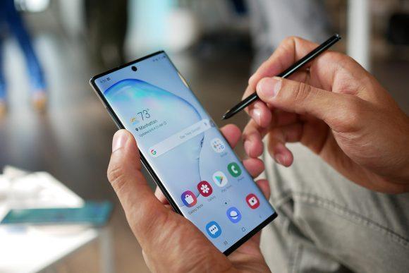 Сколько стоит новый Samsung Galaxy Note10 в разных странах