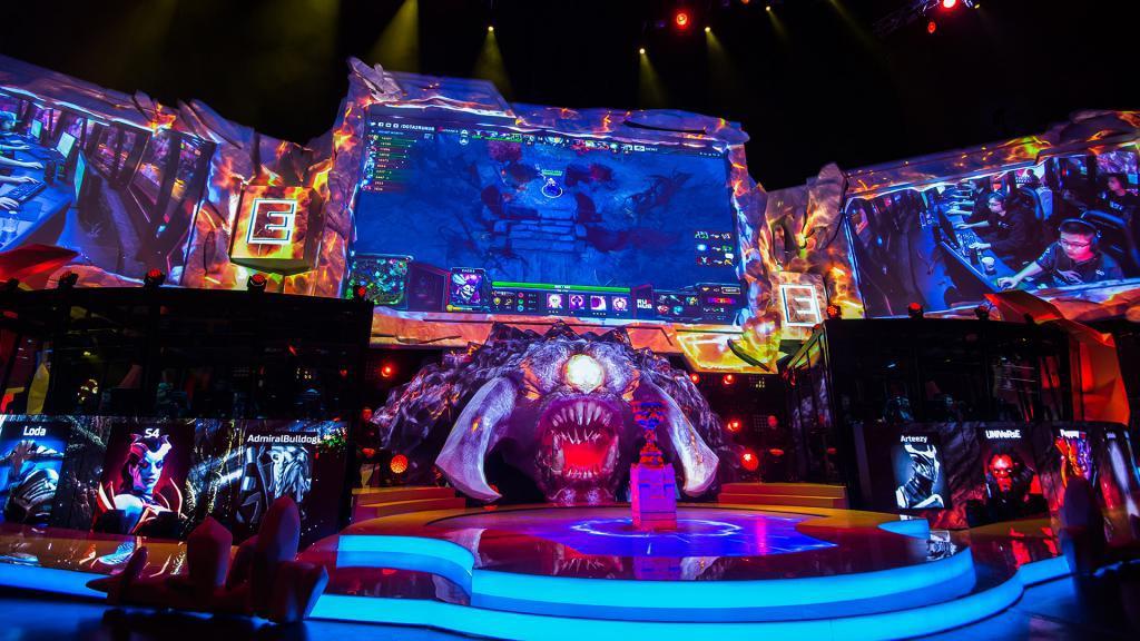 МегаФон проведёт первый в России 5G турнир по Dota 2