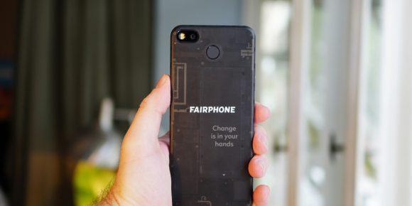 Вышел экологичный смартфон Fairfone 3. Его починит даже ребёнок