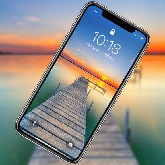 10 впечатляющих обоев iPhone с закатом