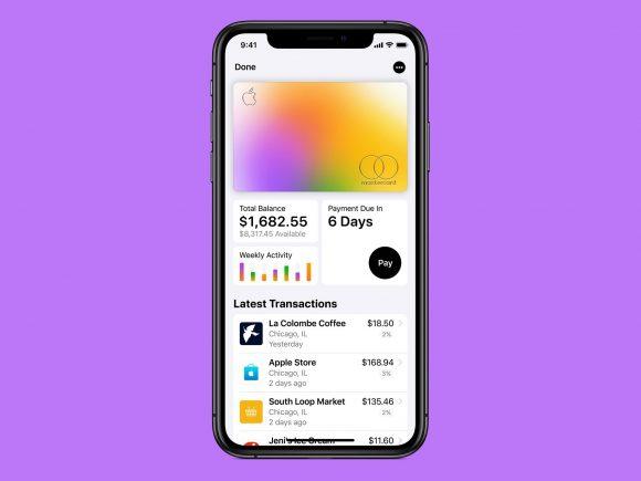 Apple показала на видео, как работает Apple Card