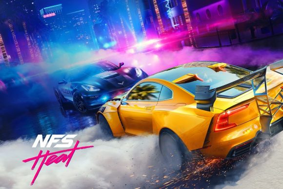 Анонсирована Need For Speed: Heat. Релиз 8 ноября