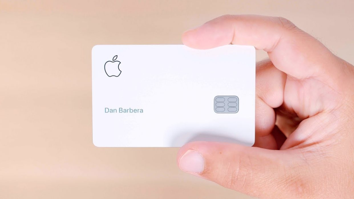 Apple официально запустила кредитку Apple Card для всех в США