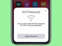 Почему не получается поделиться паролем Wi-Fi на iPhone