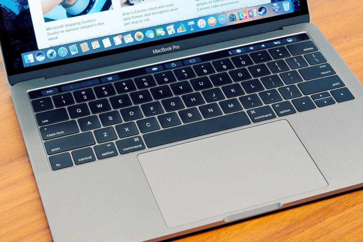 Как Apple может исправить проблемную клавиатуру MacBook Pro