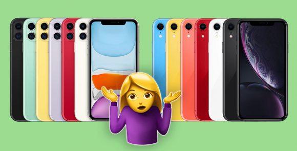 Чем отличается iPhone 11 от iPhone XR
