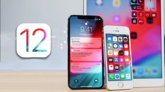 Внезапно вышла iOS 12.4.2