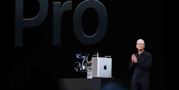 Официально: Apple будет собирать новые Mac Pro в США