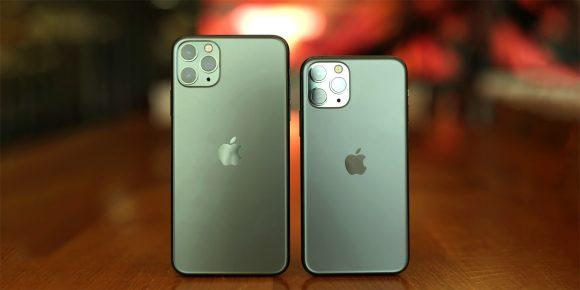 Официально: в iPhone 11 Pro всего 4 ГБ оперативной памяти