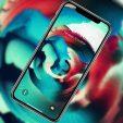 10 абстрактных обоев iPhone. Качаем и фантазируем здесь