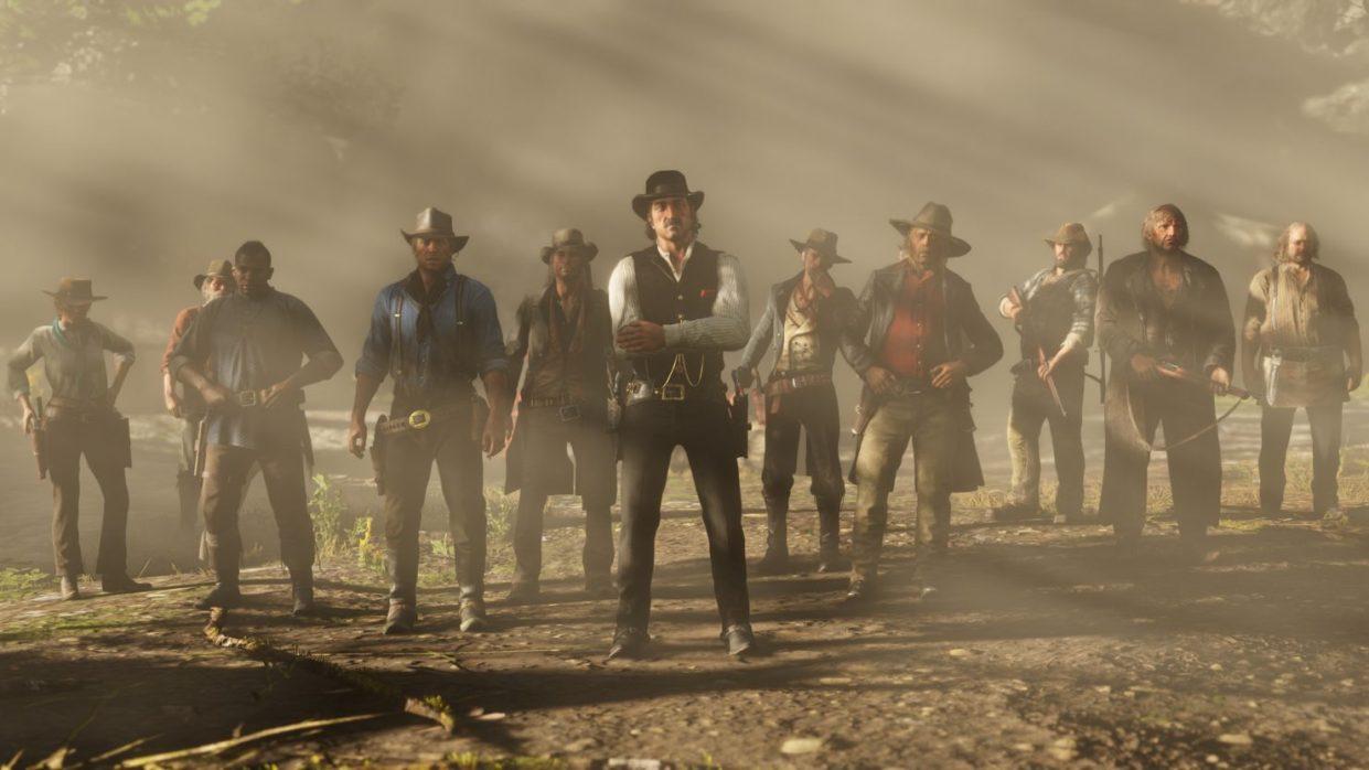 Red Dead Redemption 2 выйдет на ПК. Пруф