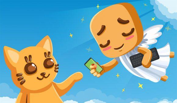 Появилось приложение Пикабу на iPhone. Как сайт, только круче