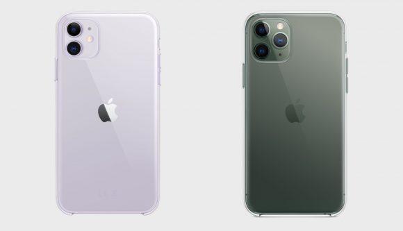 Apple выпустила прозрачный чехол для каждой модели новых айфонов