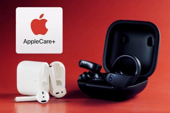 Apple запустила расширенную гарантию для AirPods и Beats