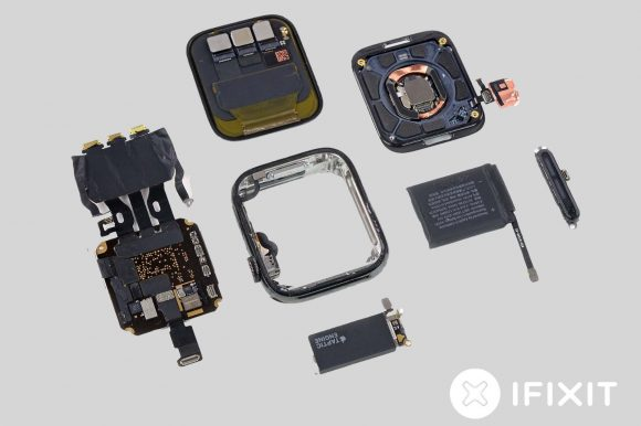 iFixit разобрали Apple Watch Series 5, а там почти Series 4
