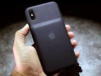 Повышает ли износ аккумулятора iPhone использование Smart Battery Case