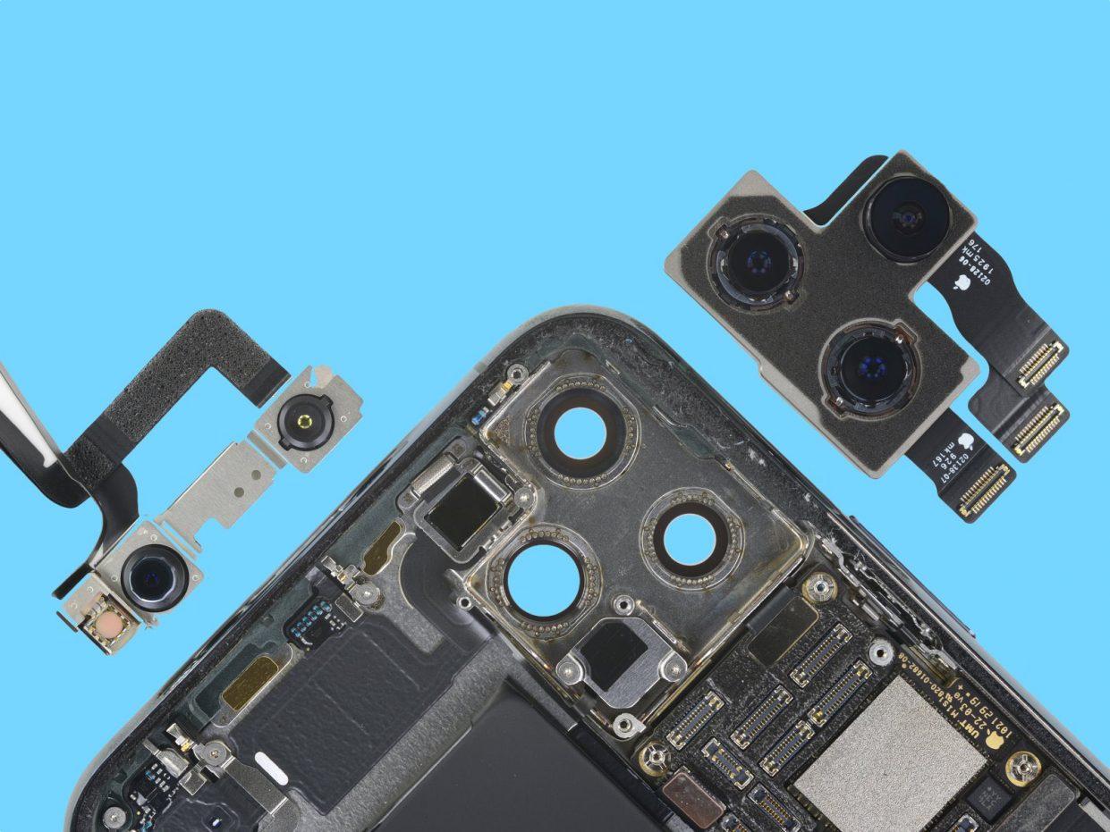 iFixit полностью разобрали iPhone 11 Pro Max. Что внутри