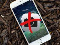 Что делать, если на iPhone пропало приложение Камера